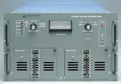 armstrong transmitter fm transmitters am transmitters stl systems